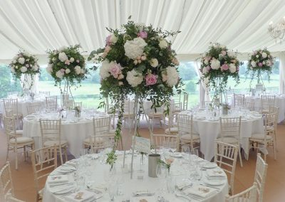 Luxury Flower balls. Callow hall recommended florist
