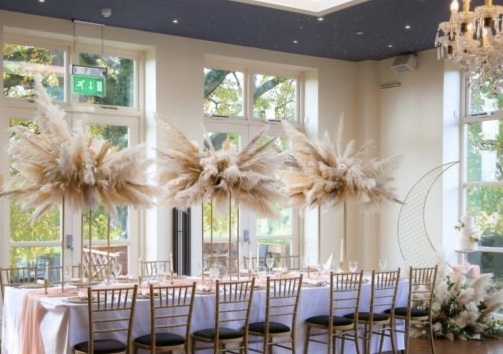 To view our fully styled wedding packages click here...